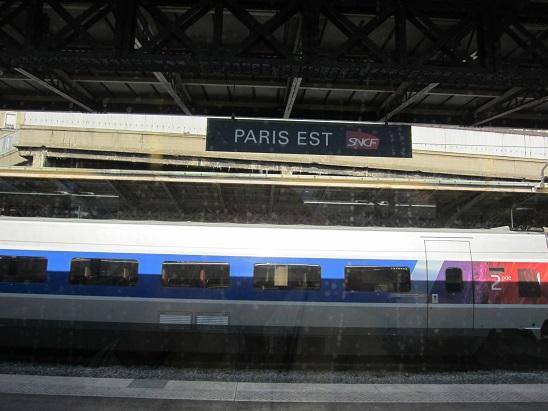 TGV東駅