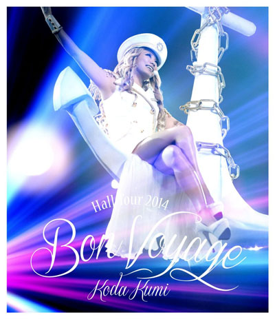 倖田來未「Koda Kumi Hall Tour 2014~Bon Voyage~」(Blu-ray Disc)