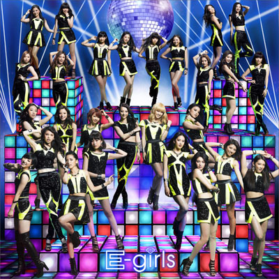 E-girls「Anthem WE ARE VENUS」
