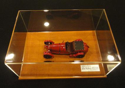 Airfix1:321933 Alfa Romeo 8C2300 4