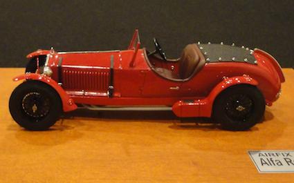 Airfix1:321933 Alfa Romeo 8C2300 3