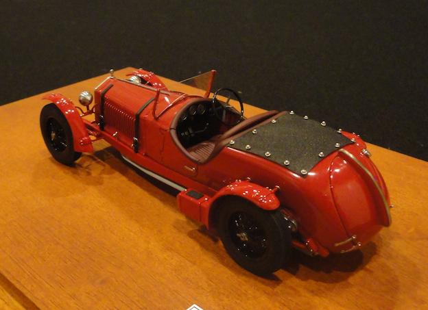 Airfix1:321933 Alfa Romeo 8C2300 2
