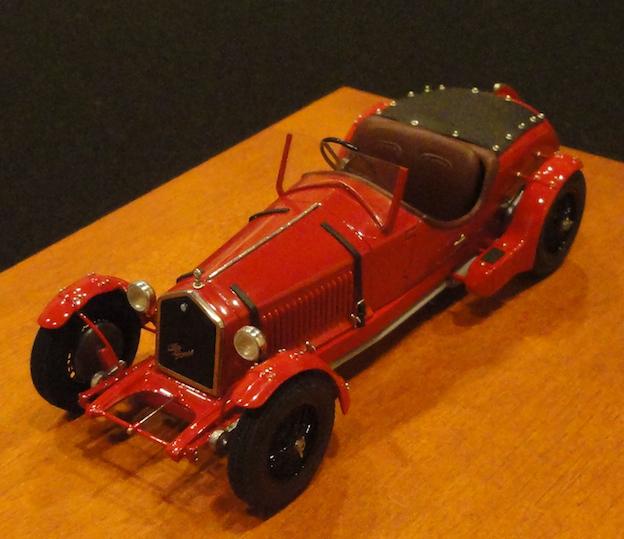 Airfix1:321933 Alfa Romeo 8C2300