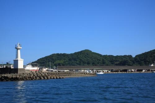 山川港歩き