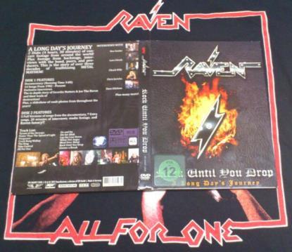 Raven DVD