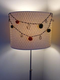 黒 ランプ