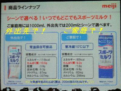 スポーツミルク 2