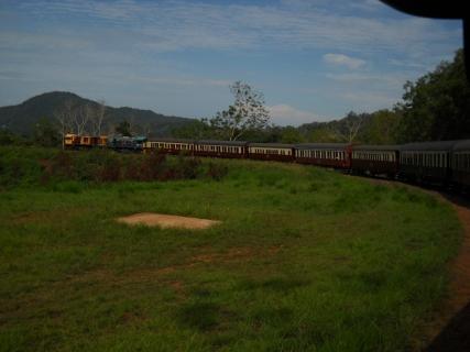 濠太剌利(オーストラリア)研修旅行記その3 キュランダ鉄道乗車レポ?
