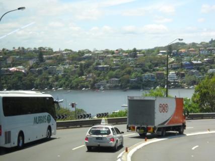 濠太剌利(オーストラリア)研修旅行記その5 素晴しい南半球最大の都市へ・・・・!