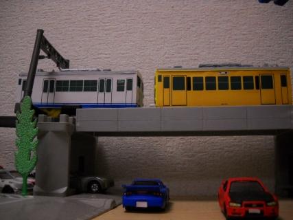 プラ電からJR西の123系をつくろう 遂に完成!