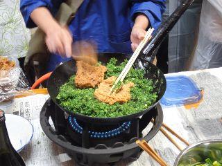 ごま油味噌2
