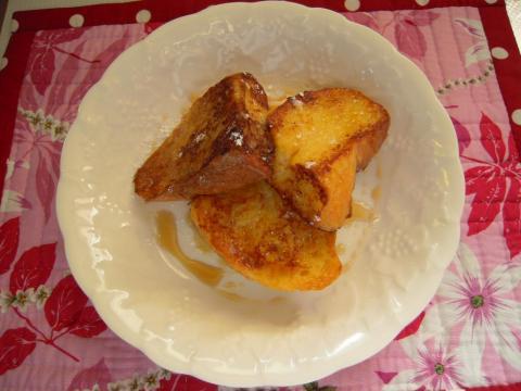 DSCN9971 朝食