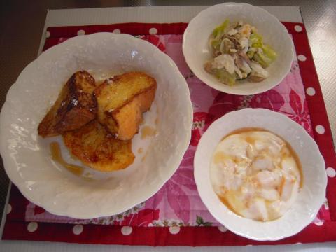 DSCN9970 朝食