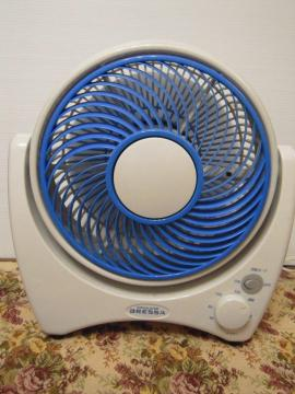 DSCN0206 扇風機