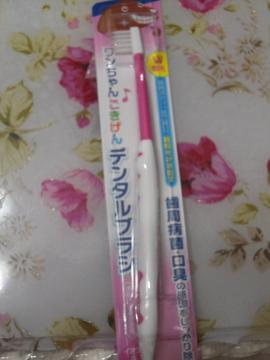 DSCN0037 歯磨き