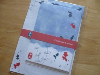 付箋、封筒、レターセット<ハンズメッセ2013>2