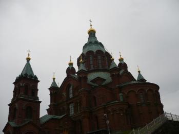 フィンランド&エストニア旅行(2013年・1日目)2