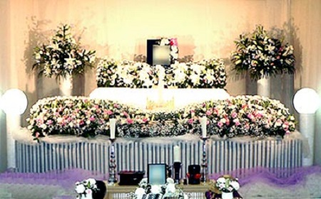 お葬式の後のお話~