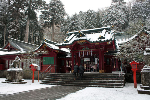 箱根神社 (3)
