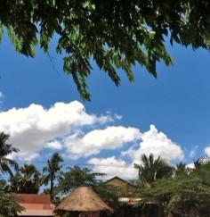雨季の青空(1)