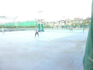 2013年8月4日 テニスアメニティ園田②