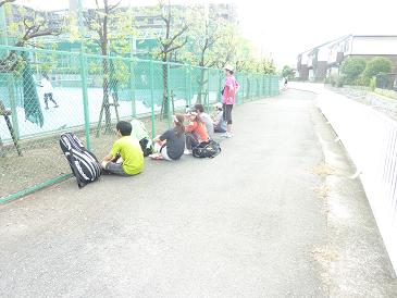 2013年8月4日 テニスアメニティ園田④
