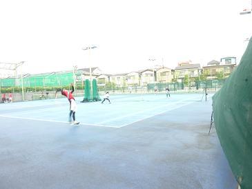 2013年8月4日 テニスアメニティ園田③