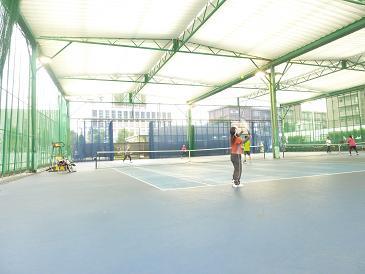 2013年8月4日 テニスアメニティ園田 集合写真