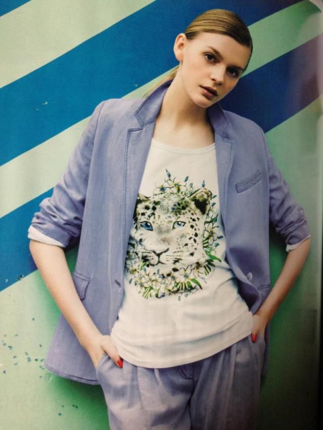 ELLE JAPON 付録 Tシャツ