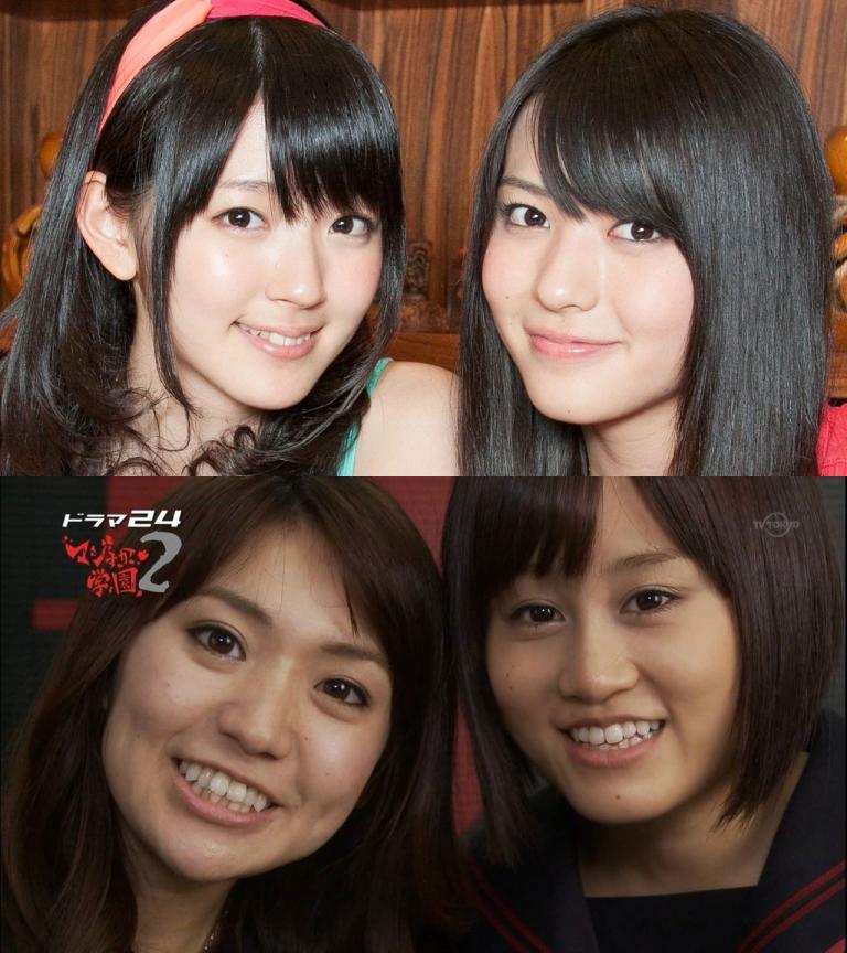 AKB48 大島優子 前田敦子
