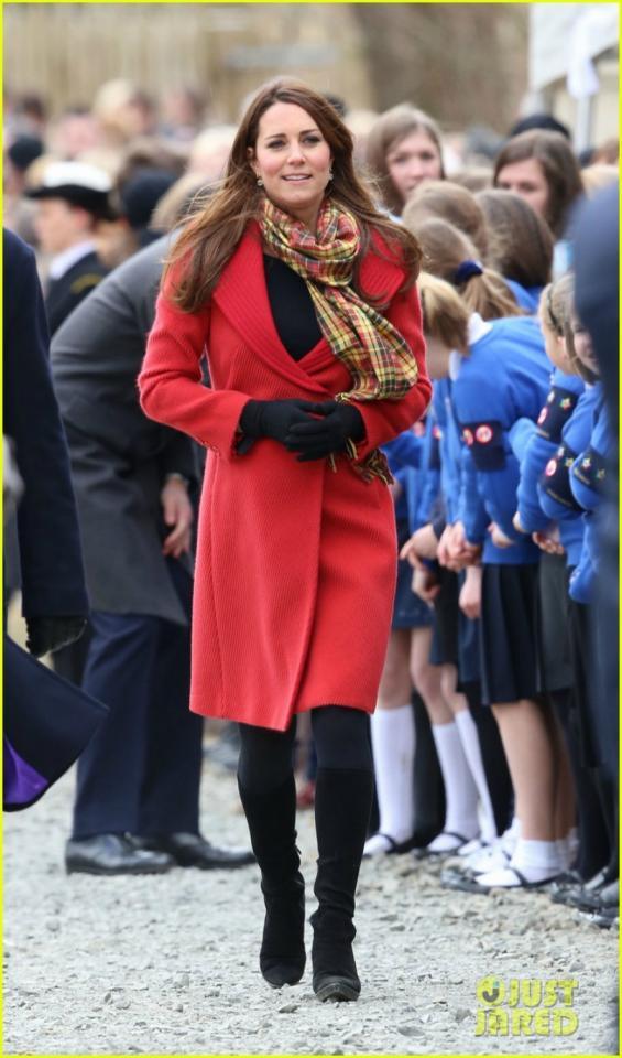 イギリス王室 ケイト・ミドルトン