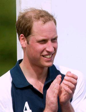 ウィリアム王子 ヘンリー王子