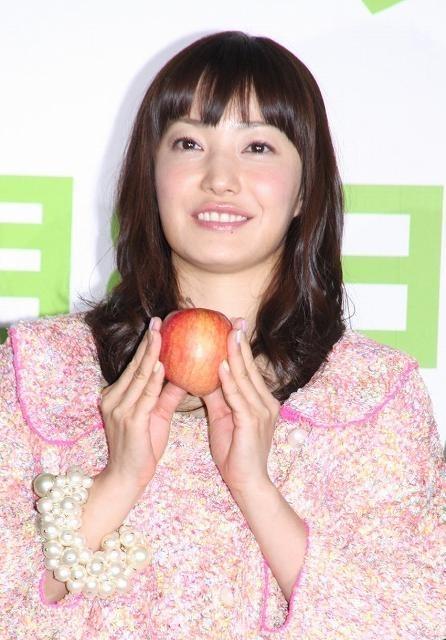 菅野美穂 奇跡のリンゴ