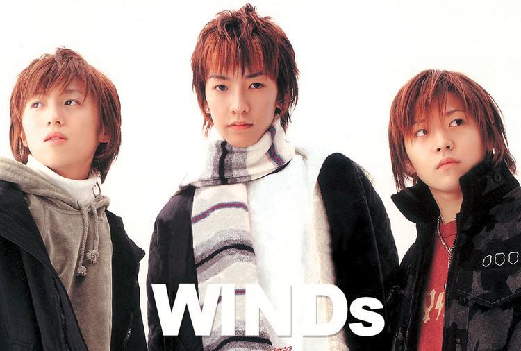 W-inds. winds 涼平 慶太 龍一