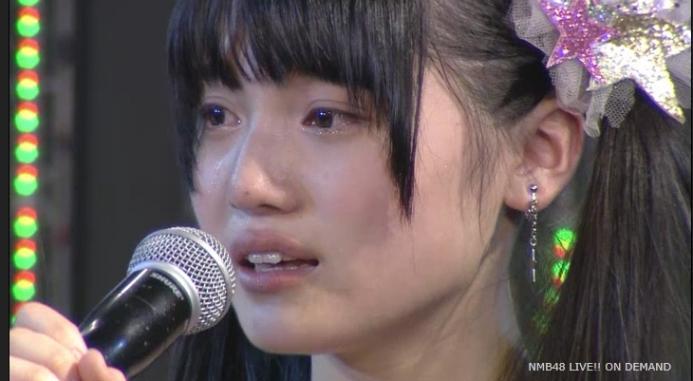 山本ひとみ NMB48 卒業