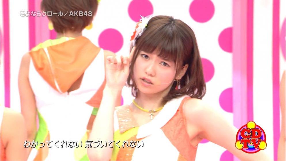 島崎遥香 CDTV