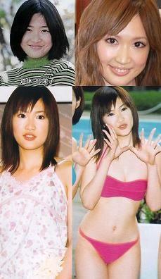 紗栄子 整形前