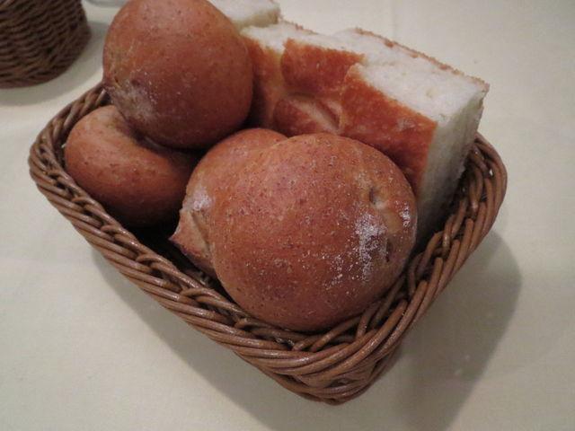 落合シェフの店 パン