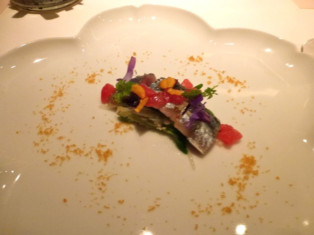 川越シェフの店 魚料理