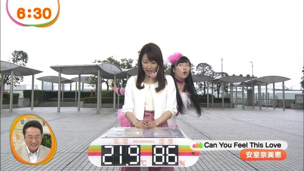 佐々木彩夏 長野美郷 ももいろクローバーZ めざましテレビ