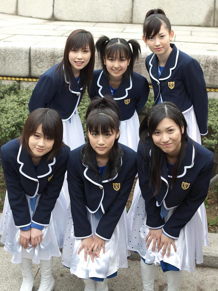 やまぐちりこ 中西里菜 前田敦子 AKB48
