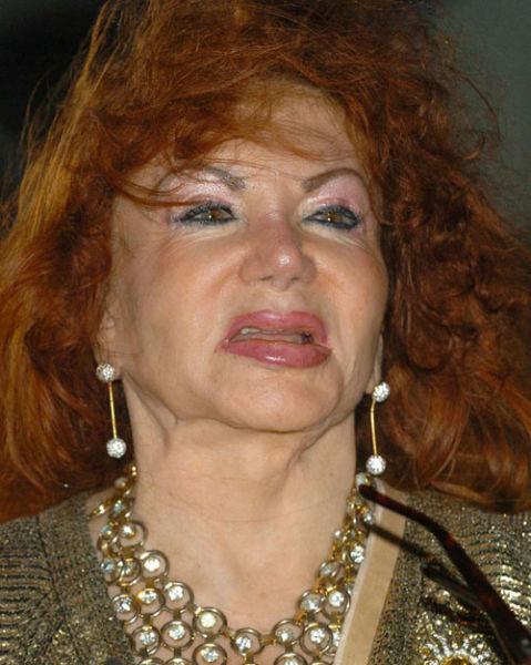ジャッキー シルヴェスター・スタローンの母