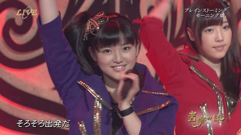 ズッキ 鈴木香音 モーニング娘。