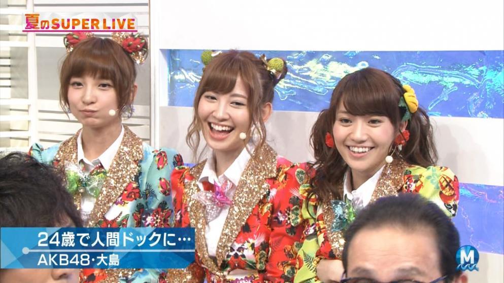 タモリ ミュージックステーション AAKB48