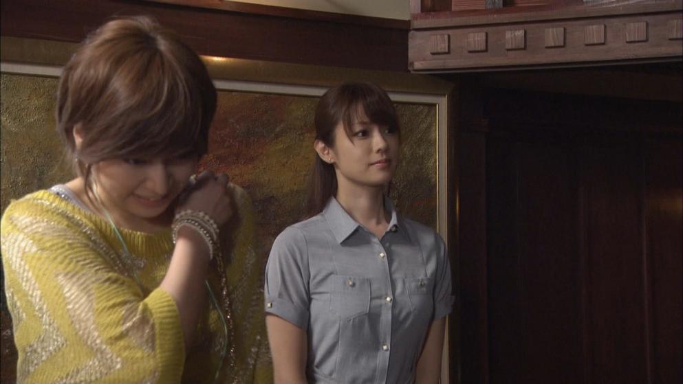 ドラマ「名もなき毒」での深田恭子