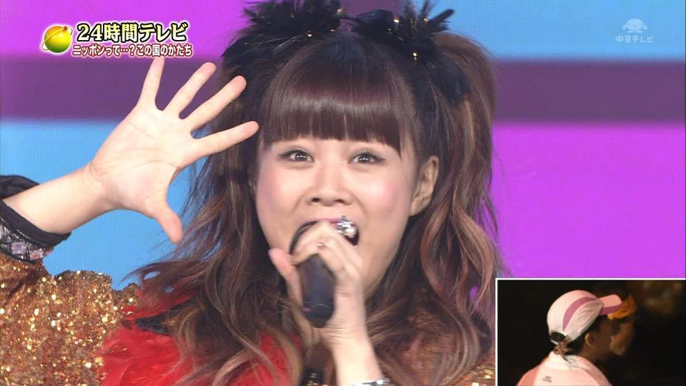新垣里沙 元モーニング娘。 24時間テレビ