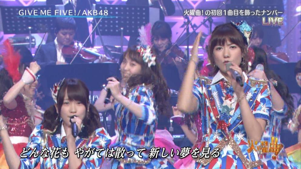 Tsukasa Miyazaki 火曜曲 AKB48