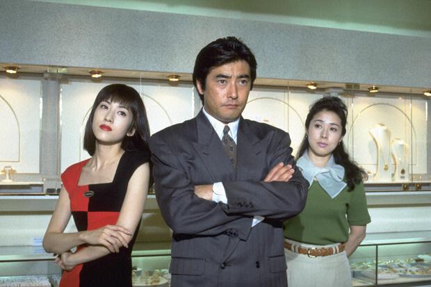山咲千里 神田正輝 1990年