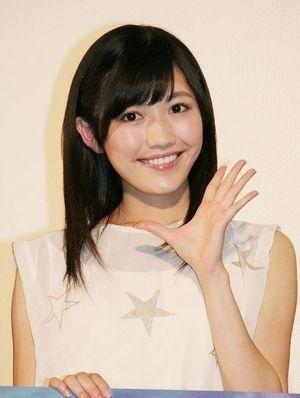 渡辺麻友 海苔髪型