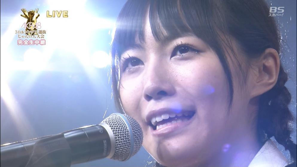 松井珠理奈 SKE48 じゃんけん大会